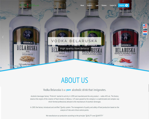Vodka Belaruska